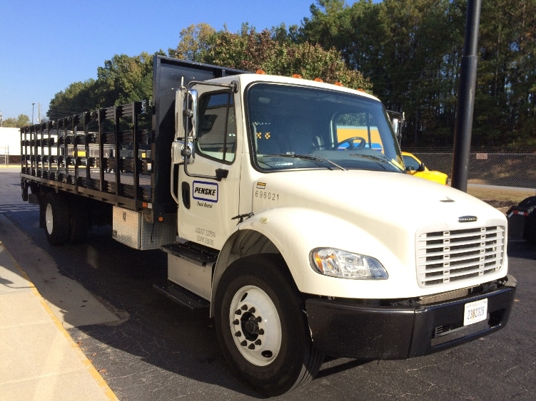 Flatbed Truck-Light and Medium Duty Trucks-Freightliner-2015-M2-ATLANTA-GA-108,105 miles-$62,000