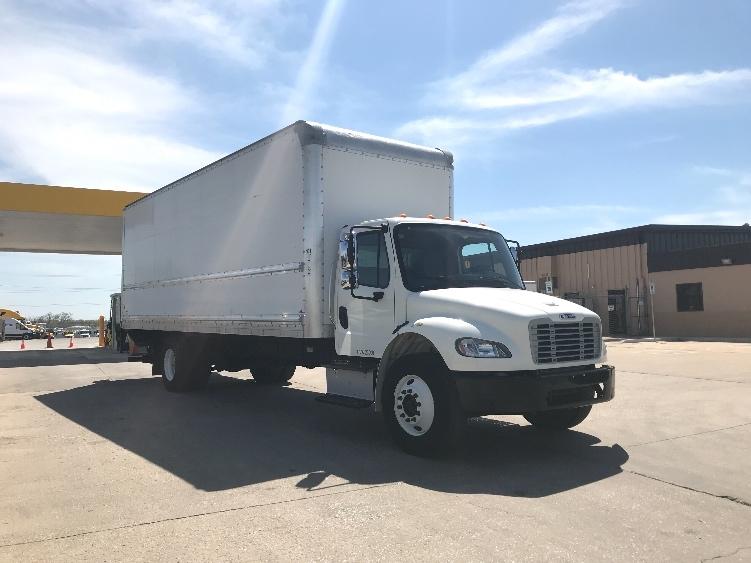 Medium Duty Box Truck-Light and Medium Duty Trucks-Freightliner-2015-M2-OKLAHOMA CITY-OK-143,944 miles-$51,750