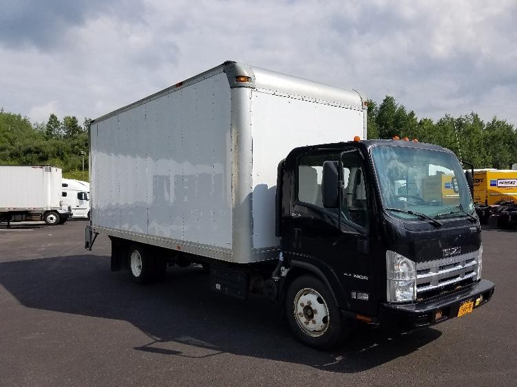 Medium Duty Box Truck-Light and Medium Duty Trucks-Isuzu-2015-NQR-BINGHAMTON-NY-102,365 miles-$35,500