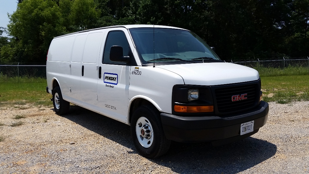 Cargo Van (Panel Van)-Light and Medium Duty Trucks-GMC-2014-Savana G23705-JACKSON-MS-91,149 miles-$18,500