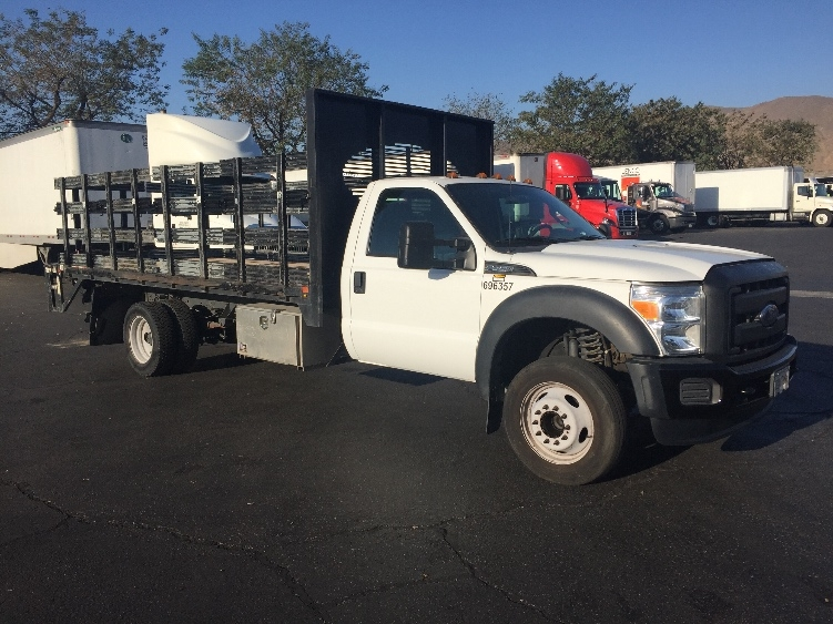 Flatbed Truck-Light and Medium Duty Trucks-Ford-2014-F450-TORRANCE-CA-93,453 miles-$28,500