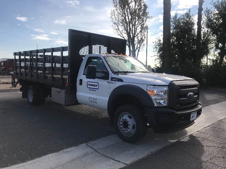 Flatbed Truck-Light and Medium Duty Trucks-Ford-2014-F450-TORRANCE-CA-75,863 miles-$30,500