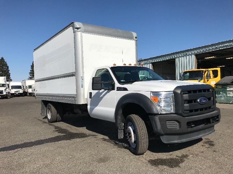 Medium Duty Box Truck-Specialized Equipment-Ford-2014-F450-TORRANCE-CA-86,366 miles-$29,500