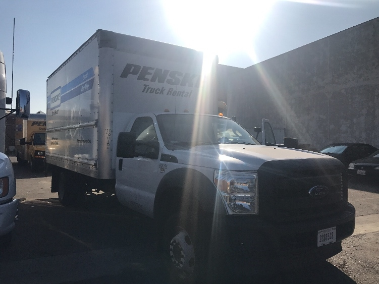Medium Duty Box Truck-Specialized Equipment-Ford-2014-F450-TORRANCE-CA-79,821 miles-$30,250