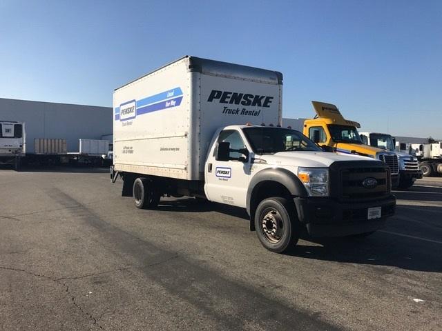Medium Duty Box Truck-Light and Medium Duty Trucks-Ford-2014-F450-KENT-WA-94,181 miles-$16,000
