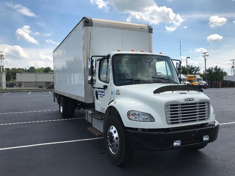 Medium Duty Box Truck-Light and Medium Duty Trucks-Freightliner-2015-M2-LANCASTER-PA-120,240 miles-$36,500