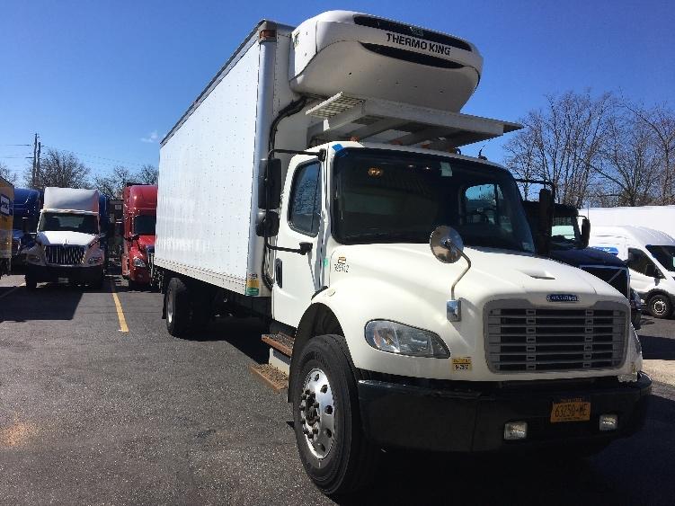 Reefer Truck-Light and Medium Duty Trucks-Freightliner-2015-M2-WEST BABYLON-NY-98,568 miles-$56,500