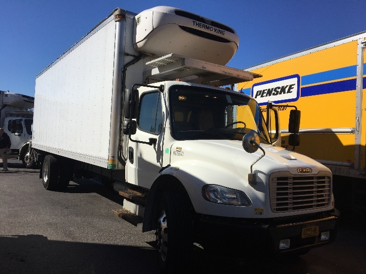 Reefer Truck-Light and Medium Duty Trucks-Freightliner-2015-M2-WEST BABYLON-NY-78,021 miles-$58,000