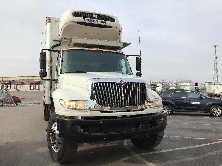 Reefer Truck-Light and Medium Duty Trucks-International-2015-4300-POTTSVILLE-PA-218,381 miles-$39,000