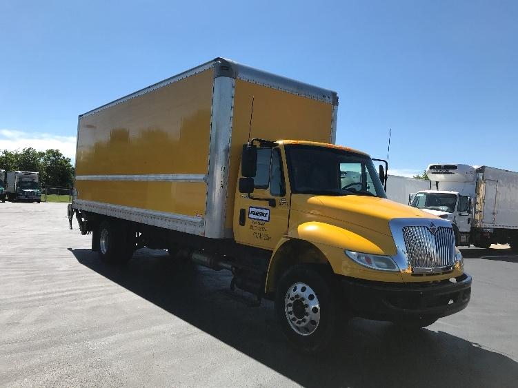 Medium Duty Box Truck-Light and Medium Duty Trucks-International-2015-4300-LANCASTER-PA-104,151 miles-$47,000