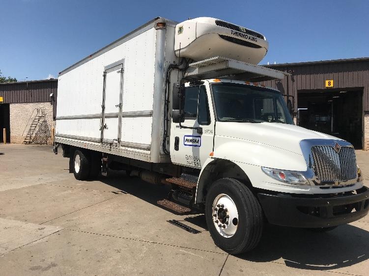 Reefer Truck-Light and Medium Duty Trucks-International-2015-4300-BROOK PARK-OH-241,270 miles-$34,750