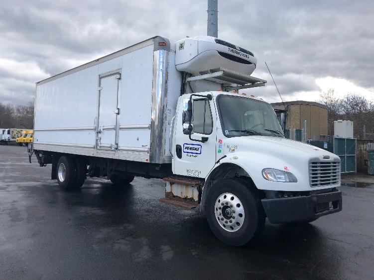 Reefer Truck-Light and Medium Duty Trucks-Freightliner-2015-M2-NORTH BERGEN-NJ-156,186 miles-$47,000