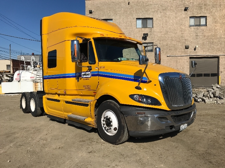 Sleeper Tractor-Heavy Duty Tractors-International-2015-ProStar-ROCKMART-GA-495,980 miles-$59,500