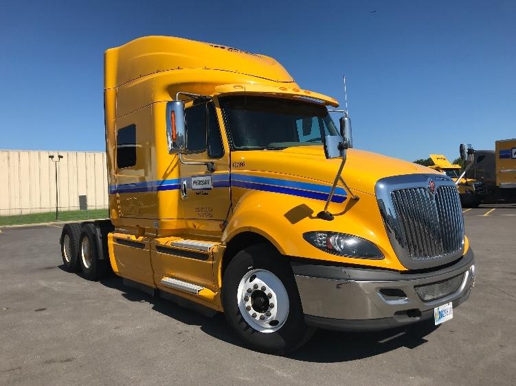 Sleeper Tractor-Heavy Duty Tractors-International-2015-ProStar-EARTH CITY-MO-383,339 miles-$38,250