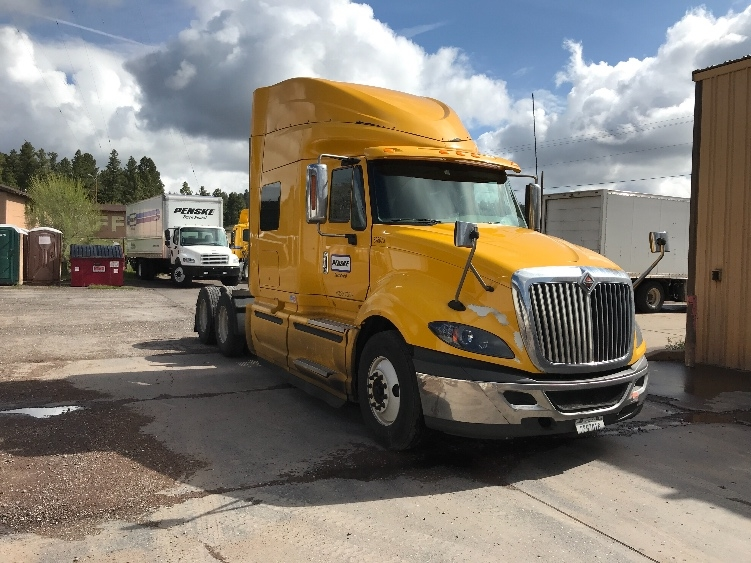 Sleeper Tractor-Heavy Duty Tractors-International-2015-ProStar-PHOENIX-AZ-554,972 miles-$40,000