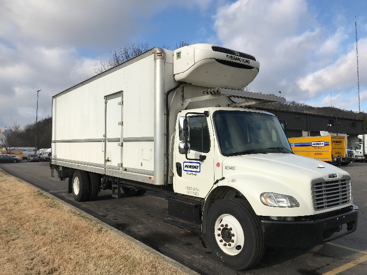 Reefer Truck-Light and Medium Duty Trucks-Freightliner-2015-M2-KNOXVILLE-TN-224,933 miles-$40,250