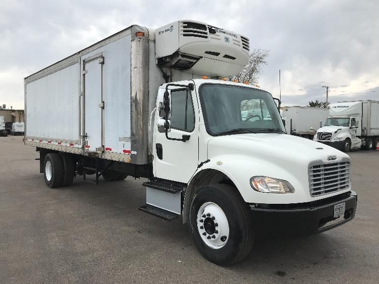 Medium Duty Box Truck-Light and Medium Duty Trucks-Freightliner-2015-M2-STURTEVANT-WI-124,814 miles-$40,250