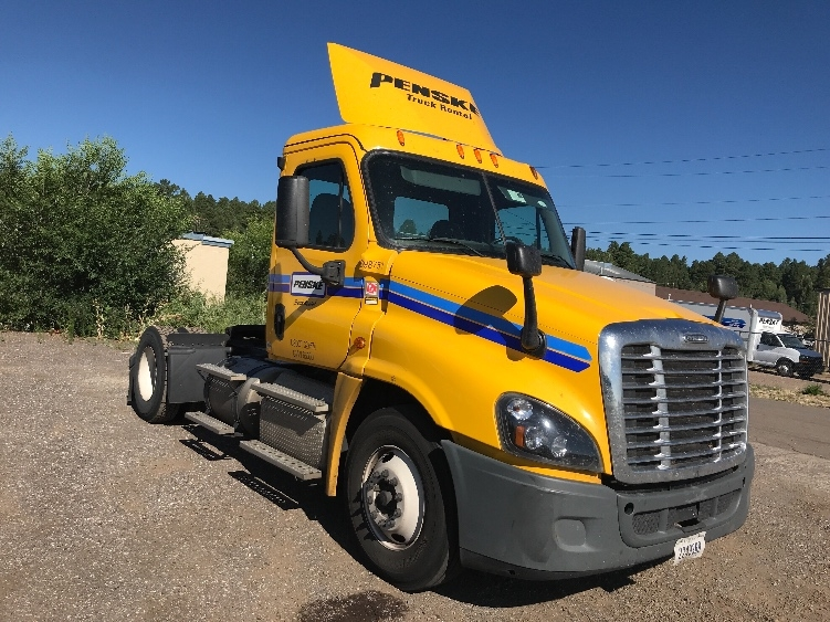 Day Cab Tractor-Heavy Duty Tractors-Freightliner-2015-Cascadia 12542ST-PHOENIX-AZ-199,779 miles-$52,500