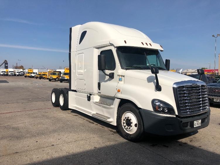 Sleeper Tractor-Heavy Duty Tractors-Freightliner-2015-Cascadia 12564ST-DALLAS-TX-321,872 miles-$54,250