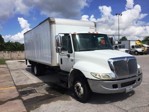 Medium Duty Box Truck-Light and Medium Duty Trucks-International-2005-4300-HOUSTON-TX-361,888 miles-$11,500