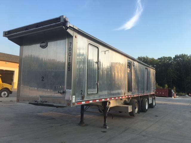 Dry Van Trailer-Semi Trailers-Mac Trailer-2014-Trailer-FLAT ROCK-MI-155,046 miles-$29,500