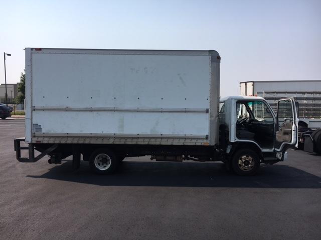 Medium Duty Box Truck-Light and Medium Duty Trucks-GMC-2004-W4500-DENVER-CO-120,383 miles-$8,250
