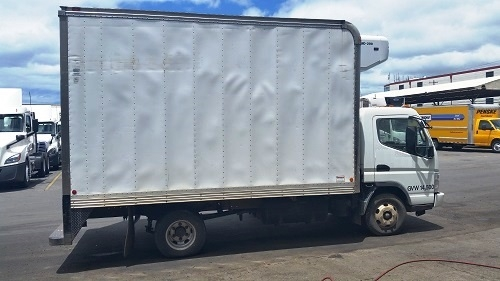 Reefer Truck-Light and Medium Duty Trucks-Mitsubishi-2005-FE140-HONOLULU-HI-82,702 miles-$9,750