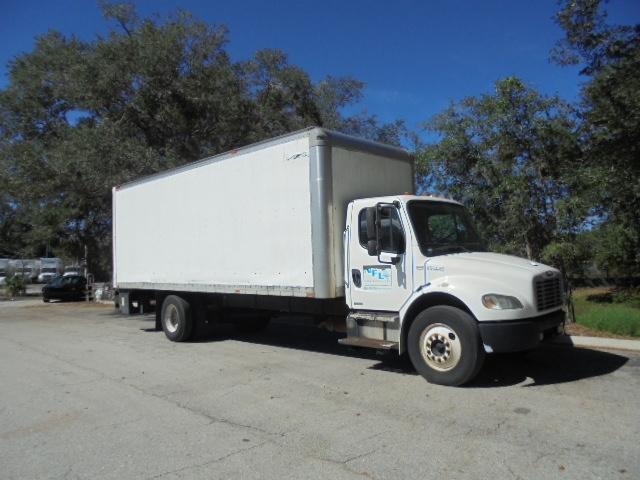 Medium Duty Box Truck-Specialized Equipment-Freightliner-2006-M2-JACKSONVILLE-FL-306,771 miles-$14,000