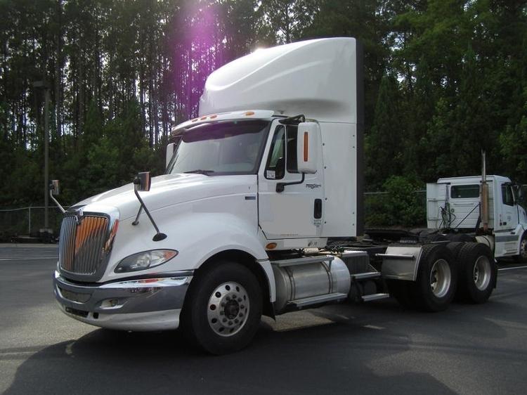 Day Cab Tractor-Heavy Duty Tractors-International-2011-ProStar-GARNER-NC-361,428 miles-$12,500