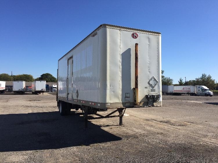 Dry Van Trailer-Semi Trailers-Great Dane-2008-Trailer-WARREN-MI-583,657 miles-$8,750