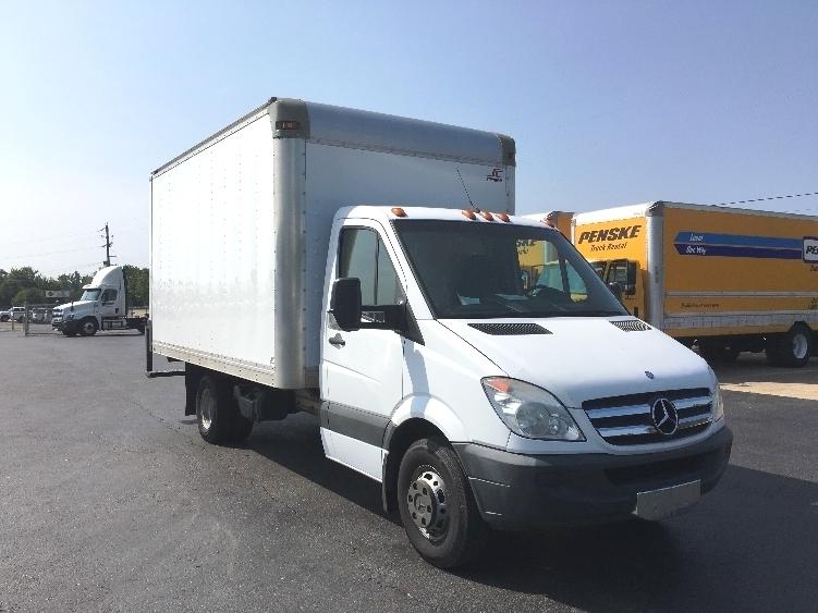 Medium Duty Box Truck-Light and Medium Duty Trucks-Mercedes-2011-Mercedes Sprinter-BATON ROUGE-LA-185,828 miles-$14,000
