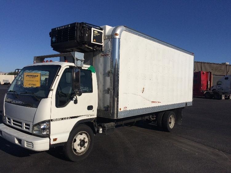 Reefer Truck-Light and Medium Duty Trucks-Isuzu-2006-NQR-LAS VEGAS-NV-113,425 miles-$21,500