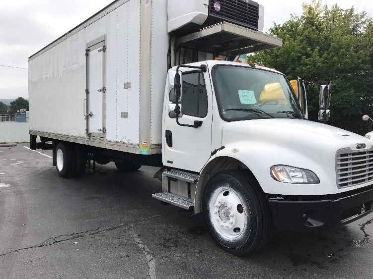 Reefer Truck-Light and Medium Duty Trucks-Freightliner-2007-M2-ALLENTOWN-PA-253,324 miles-$23,000