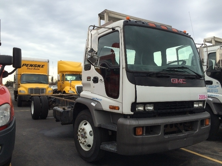 Cab and Chassis Truck-Light and Medium Duty Trucks-GMC-2009-T7F042-TORONTO-ON-324,973 km-$11,000
