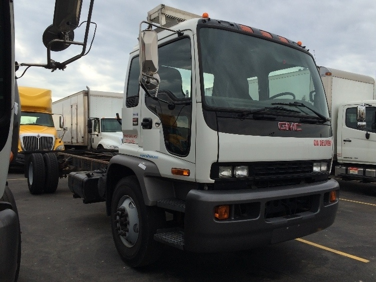 Cab and Chassis Truck-Light and Medium Duty Trucks-GMC-2009-T7F042-TORONTO-ON-378,736 km-$9,500