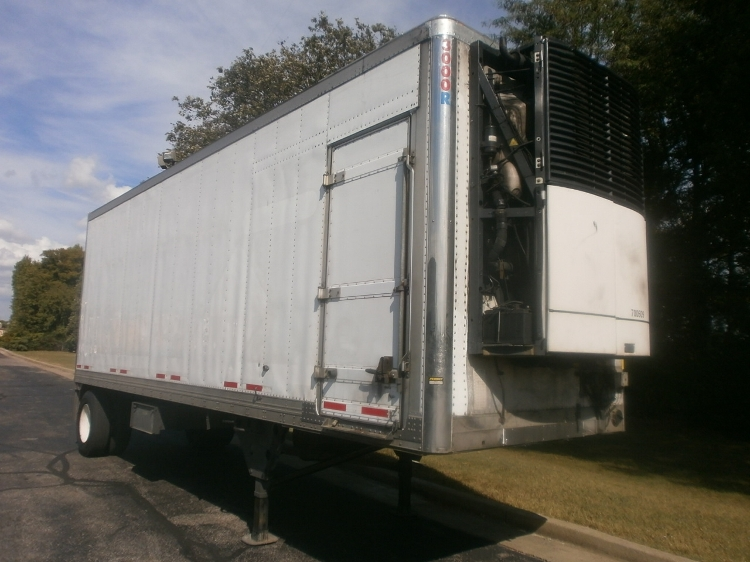 Reefer Trailer-Semi Trailers-Utility-2006-Trailer-MEMPHIS-TN-628,827 miles-$13,500