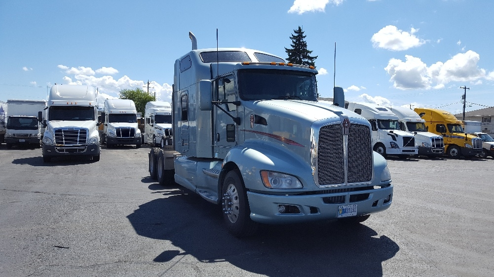 Sleeper Tractor-Heavy Duty Tractors-Kenworth-2011-T660-SPOKANE VALLEY-WA-536,903 miles-$42,250