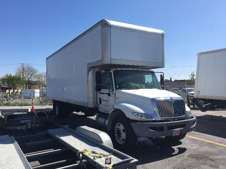 Medium Duty Box Truck-Light and Medium Duty Trucks-International-2012-4300-WEST VALLEY CITY-UT-70,821 miles-$9,000