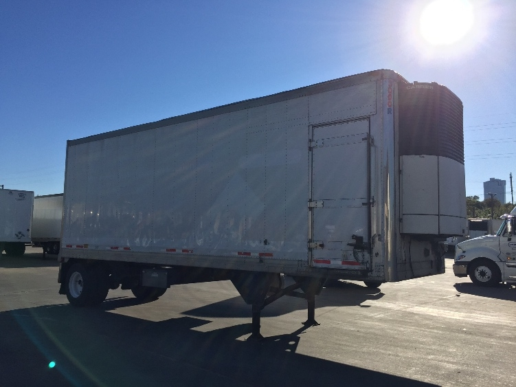 Reefer Trailer-Semi Trailers-Utility-2006-Trailer-FORT WORTH-TX-853,196 miles-$10,750