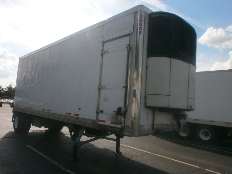Reefer Trailer-Semi Trailers-Utility-2006-Trailer-MEMPHIS-TN-889,160 miles-$11,750