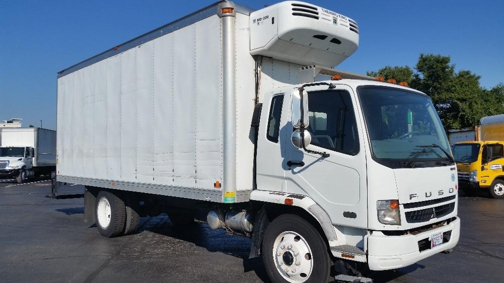 Reefer Truck-Light and Medium Duty Trucks-Mitsubishi-2009-FK260-HAGERSTOWN-MD-192,717 miles-$27,000
