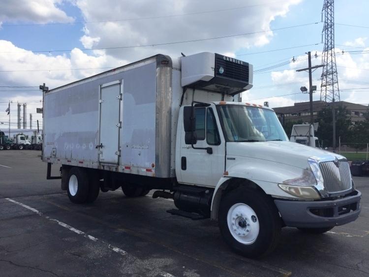 Reefer Truck-Light and Medium Duty Trucks-International-2009-4300-LINDEN-NJ-137,063 miles-$8,000