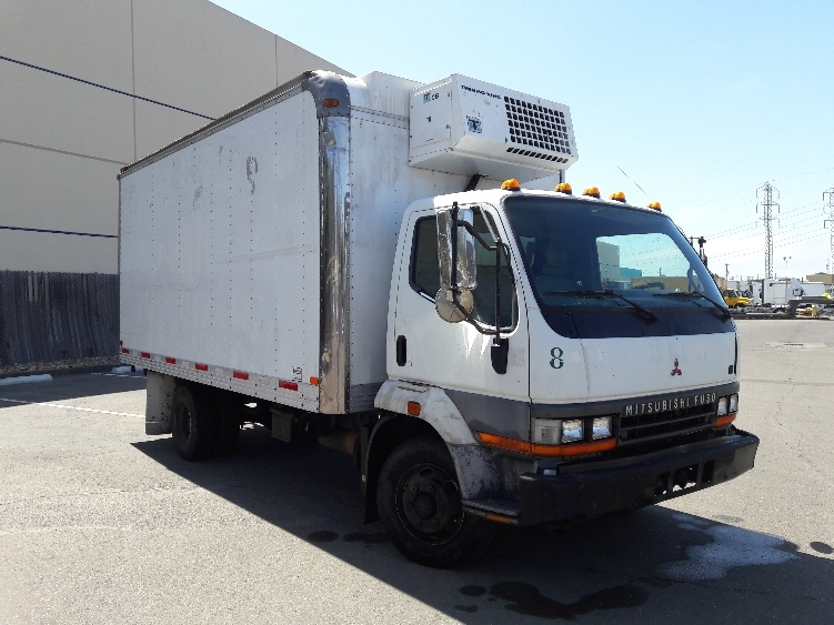 Reefer Truck-Light and Medium Duty Trucks-Mitsubishi-1999-FH211-SAN LEANDRO-CA-168,221 miles-$7,000