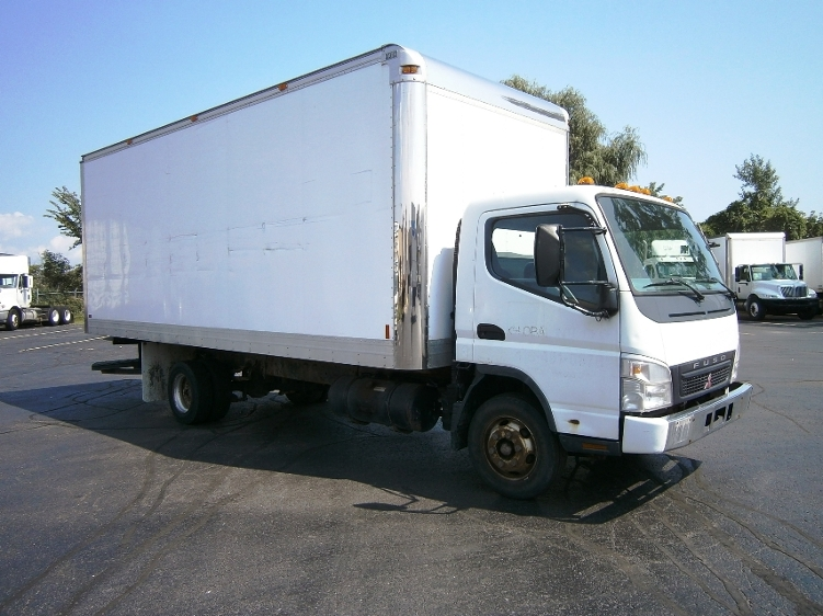 Medium Duty Box Truck-Light and Medium Duty Trucks-Mitsubishi-2005-FE180-SCARBOROUGH-ON-230,378 km-$9,000