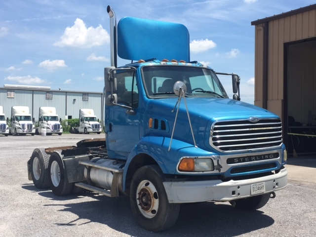 Day Cab Tractor-Heavy Duty Tractors-Sterling-2007-AT9500-SMYRNA-TN-512,709 miles-$12,000
