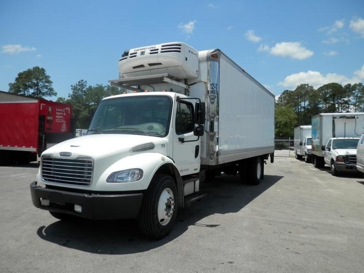 Reefer Truck-Light and Medium Duty Trucks-Freightliner-2007-M2-CONYERS-GA-160,829 miles-$32,750