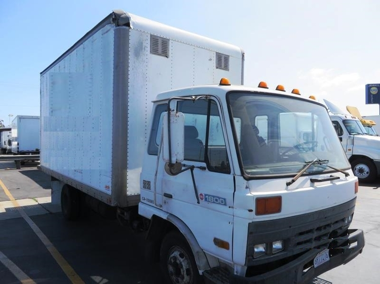Medium Duty Box Truck-Light and Medium Duty Trucks-Nissan-1993-UD1800-TORRANCE-CA-344,900 miles-$4,000