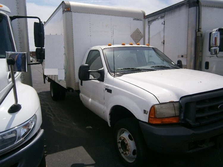 Medium Duty Box Truck-Light and Medium Duty Trucks-Ford-1999-F450-TORONTO-ON-531,338 km-$3,500