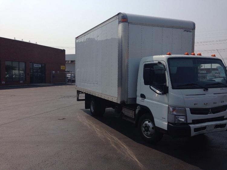 Medium Duty Box Truck-Light and Medium Duty Trucks-Mitsubishi-2012-FE85D-MISSISSAUGA-ON-172,773 km-$20,500