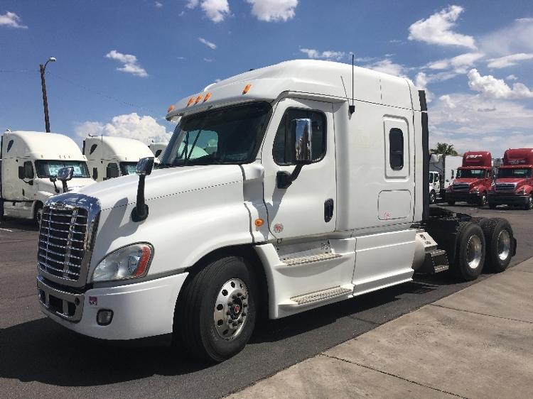 Sleeper Tractor-Heavy Duty Tractors-Freightliner-2013-Cascadia 12564ST-PHOENIX-AZ-322,323 miles-$58,000